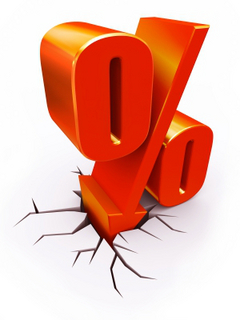 How to get the lowest interest rates on mortgages and loans from your bank or credit union.