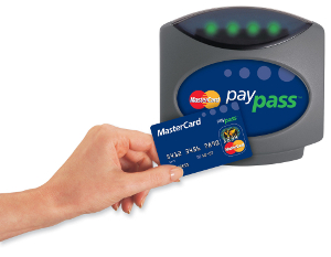 MasterCard's PayPass