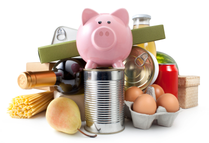 Budget grocery shopping - save money on groceries