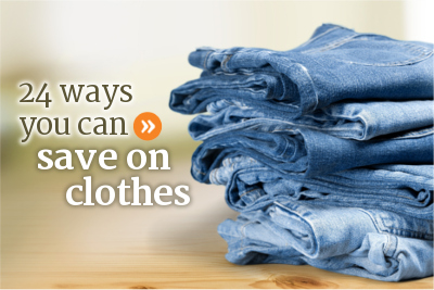 How to save money on clothes and clothing: 24 tips for saving.