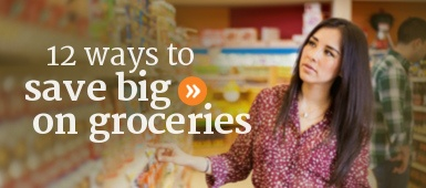 Ideas and tips to cut your grocery bill and save lots of money.