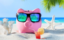 Tips for how to save money on your next vacation.