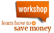 Webinars and online workshops to learn how to save money.