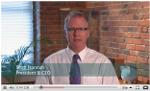 Scott Hannah introducing an online budgeting video course.