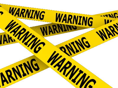 Debt warning signs that indicate you may have a problem.