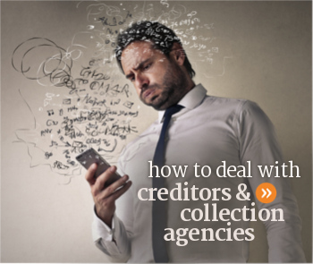 How to deal with creditors and collection agencies in Canada and stop them from calling.