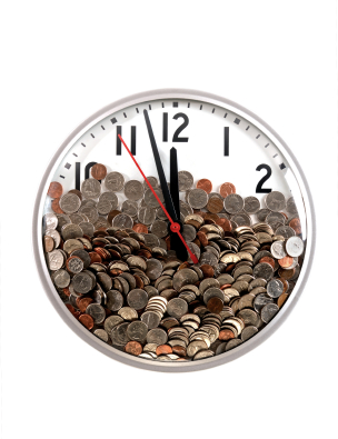 Time is Money, Invest, Save, Pay Off Debt as Part of Your Retirement Plan
