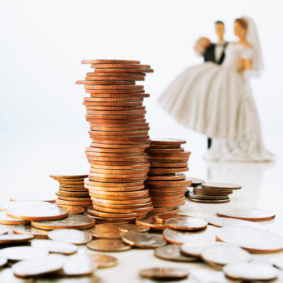 Wedding Budget to Avoid Debt, Wedded Bliss Not Wedding Bills