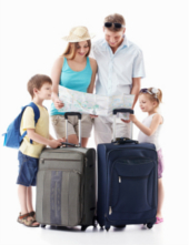Affordable family vacation ideas.
