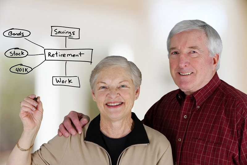 Couple Starts Saving for Retirement
