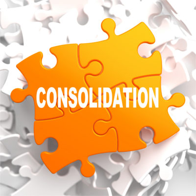 How to consolidate debts through debt consolidation.