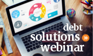 Free online debt solutions workshop webinar to find debt help, relief, and advice.