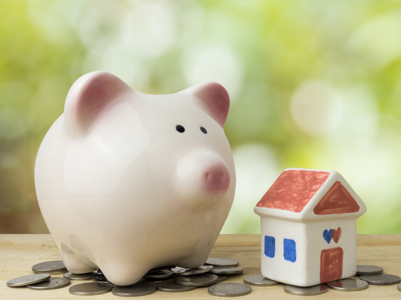 Saving Down Payment on a House