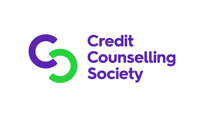 Credit Counselling Society logo.