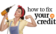 How to rebuild and fix your credit. Canada's best ways to do it without one on one counselling.