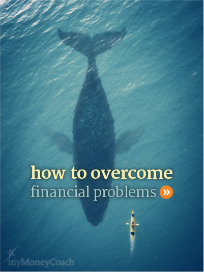 How to overcome financial difficulties and problems in Canada.