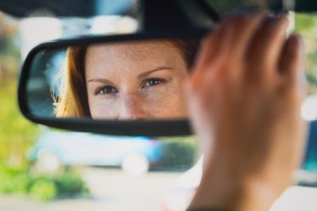 Learning from your past by looking in a rearview mirror.
