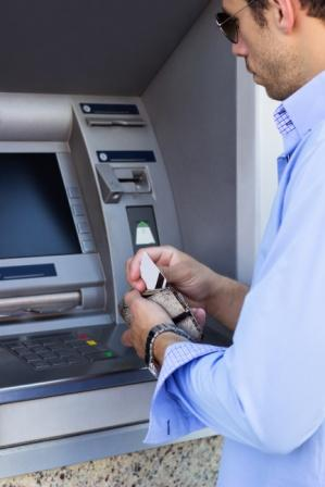 Keep your saved money in a savings account not hooked up to your bank machine or debit card.