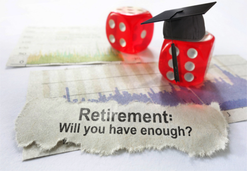 Save for retirement or child's post-secondary education, what to consider and how to decide.