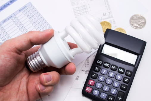 Save money on your household electricity and energy bills