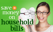 Easy, low-cost home improvements to save money on your household bills.