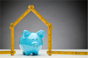 Strategies and methods to help people save money for a home.