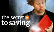 The biggest secret to saving is creating and following a spending plan or budget.