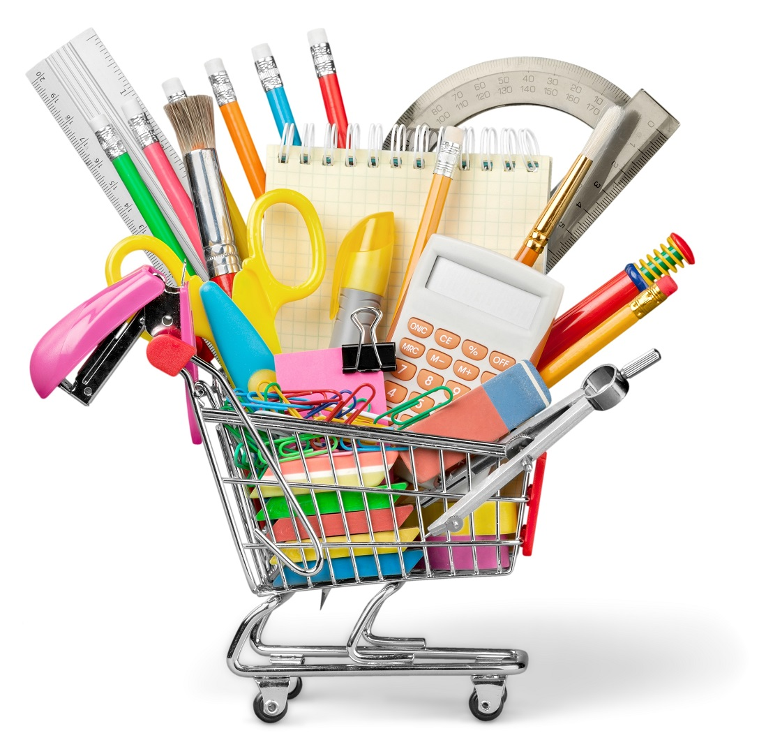 Smart back to school shopping tips to save money & stick to your budget.