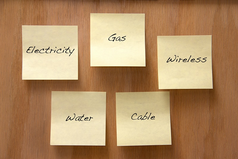 Electricity, Hydro and Household Bills Reminders