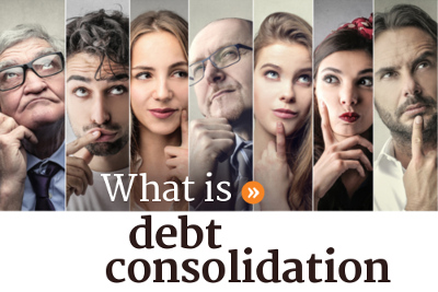 What is debt consolidation and how does it work in Canada?