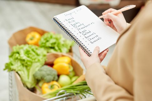 Save Money With Meal Planning